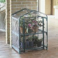 Verdemax - Azalea 2 Shelves Greenhouse 70X50X92 cm