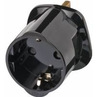 Schuko to GB Plug Adapter