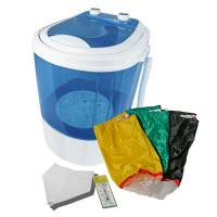 Washing Machine Resinator - WH 22L - Extraction Kit 3 bags and thermometer with probe
