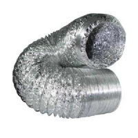 Flexible Ducting aluminium diam. 15cm - 5mt