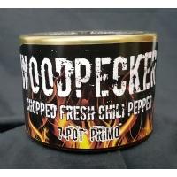 Hot Chilli Sauce - Woodpecker 42G