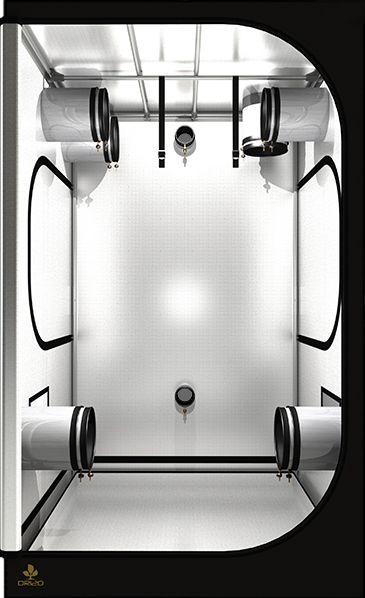 Previous & Secret Jardin Dark Room II 120 x 120 x 200 cm - Hydroponics.eu ...