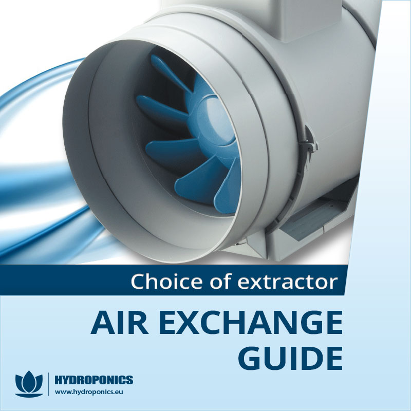 GGuide for air exchange in the rooms and choice of the suction / extraction system