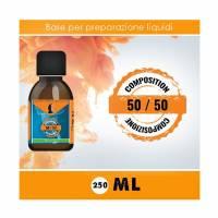 LOP - Base 50/50 250ml - nicotine 0mg