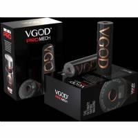 Box VGOD Pro Mech - Black Aluminium