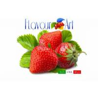 Flavourart Red Touch (Strawberry) 10ml - Nicotine 0mg