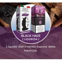 Lop Black Haze 10ml - Nicotine 0mg