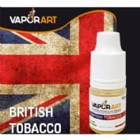 Vaporart British Tobacco 10ml - Nicotine 0mg/ml