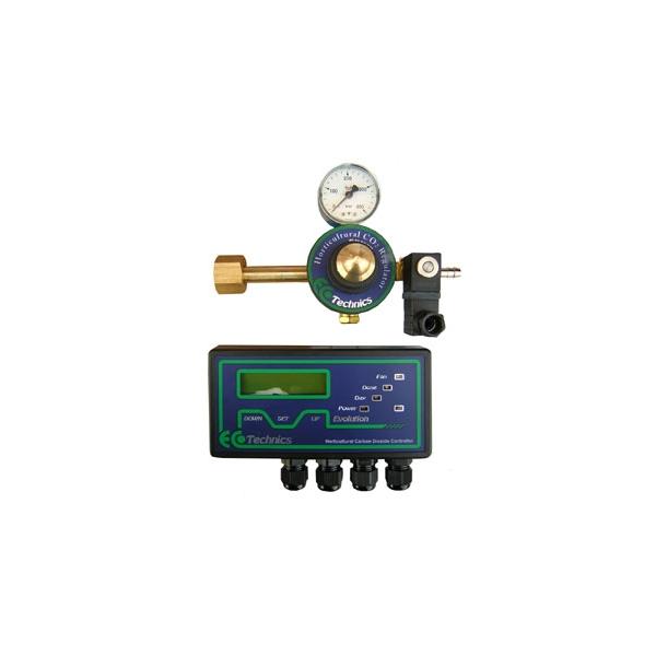 Evolution Digital Co2 Kit  Controller   Regulator   Analyzer