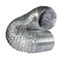 Flexible Ducting aluminium diam. 10cm - 10mt