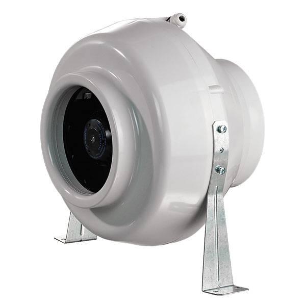Inline Air Extractor BLAUBERG MAX - 12,5cm - 355m³/h