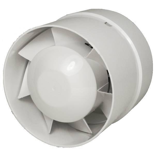 In-line Blaubergh Extractor Fan 10cm - 110m3/h