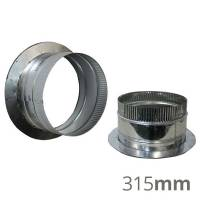 Duct Collar 315mm
