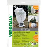 Non-woven fabric hood 17 g/m2 in bag - Verdemax