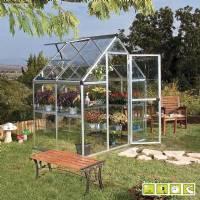 Verdemax - Doritis Mini Greenhouse 185x122x209 cm