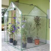 Verdemax - Clematis Greenhouse 155x155x205 cm