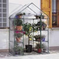 Verdemax - Ibiscus 8 Shelves Greenhouse 140X73X200 cm