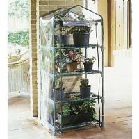 Verdemax - Azalea 4 Shelves Greenhouse 70X50X158 cm