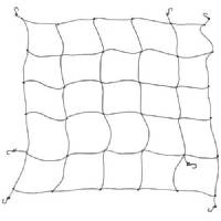Secret Jardin SCROG Netting 300x150cm