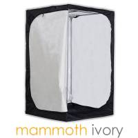 Mammoth Ivory 120x120x180cm - GrowBox