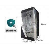 SilverBox V3 - 1,0 Mq Grow Tent - 100x100x200cm