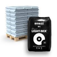 Pallet Biobizz Light-Mix 50L Soil (60 Pcs)