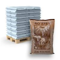 Pallet Canna Bio Terra Plus 25L Soil (100 Pcs)
