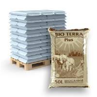 Pallet Canna Bio Terra Plus 50L Soil (60 Pcs)