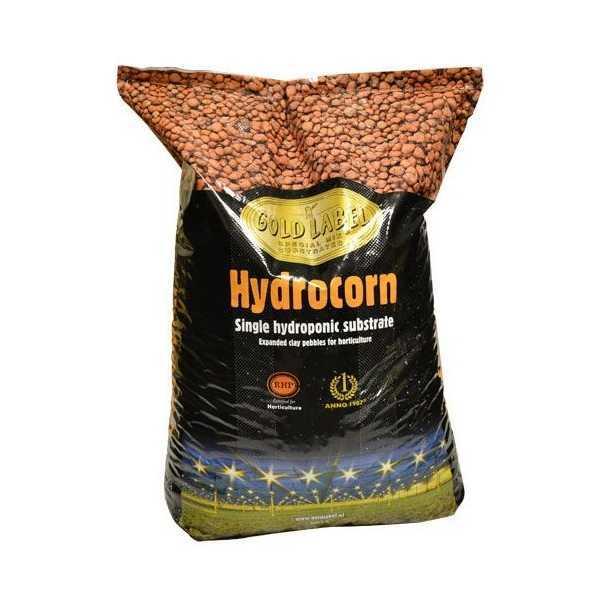 Gold Label Hydrocorn Clay Pebbles 45L