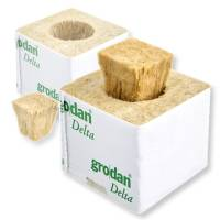 Rockwool Cube Kit 7,5cm and 4cm x 30 pieces Each