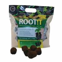 ROOT!T - Natural Rooting Sponges - 50 cubes