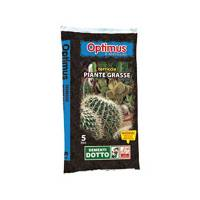 Cactus Repotting Soil Mix by Sementi Dotto - 5L