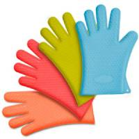 Extraction Silicon Glove - assorted colours