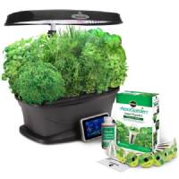 Aerogarden Miracle-Gro Bounty - Starter Herb Kit included - 35x26x100