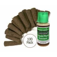 Universal Grow Plugs (100 plugs plus nutrients)