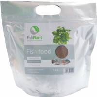 FishPlant Tilapia (Young Fish) Fish Food 1Kg