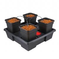 4 Pot Hydroponic System Wilma (11L Pot)