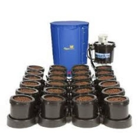 Nutriculture - IWS Flood & Drain System 24 pot