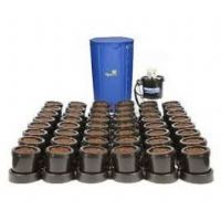 Nutriculture - IWS Flood & Drain System 48 pot