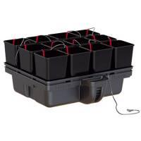 Platinium HydroStar80 - 80X80 - 12 Pots 6L