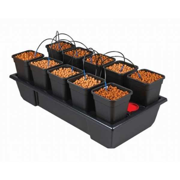 Atami Wilma 10 Pot Hydroponic System 6l Pot Hydroponic