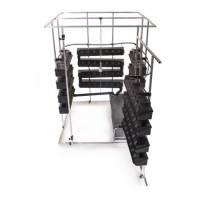 Vertical Set - Fourwalls Small - Vakplast 4SM