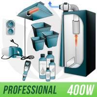 Indoor Soil Kit 400w + Grow Box - PRO