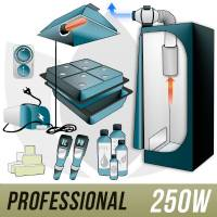 Aeroponic Kit 250W + Grow Box - PRO