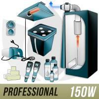 Aeroponic Kit 150W + Grow Box - PRO