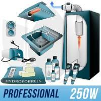 Indoor Hydroponic Kit 250w + Grow Box - PRO