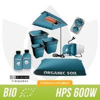 600W Indoor Growing Soil Kit - ORGANIC