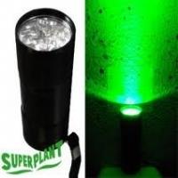 SuperPlant Green Led