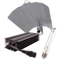 LUMii Black Kit Indoor Lighting Electronic HPS 600W