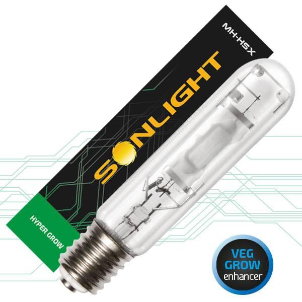 Grow Lamp 250W MH Sonlight - Growth